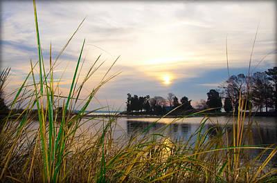 Md Digital Art - Maryland Morning by Bill Cannon