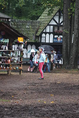 Maryland Renaissance Festival - A Fool Named O - 121231 Art Print by DC Photographer