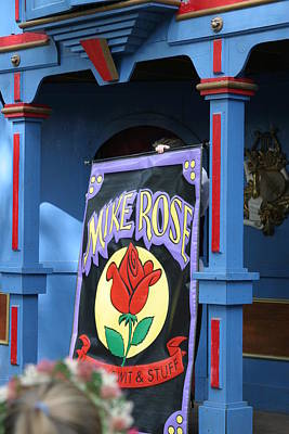 Mike Photograph - Maryland Renaissance Festival - Mike Rose - 12121 by DC Photographer