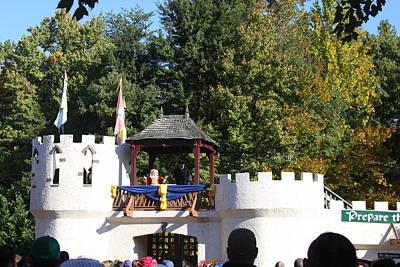 Open Photograph - Maryland Renaissance Festival - Open Ceremony - 12126 by DC Photographer
