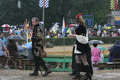 Maryland Renaissance Festival - People - 1212103 Art Print