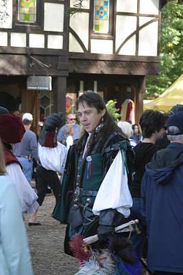 Aged Photograph - Maryland Renaissance Festival - People - 1212107 by DC Photographer