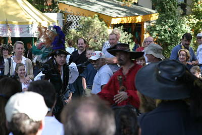 Maryland Renaissance Festival - People - 1212110 Print by DC Photographer