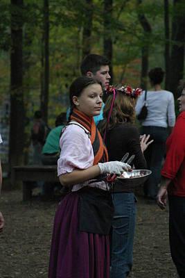 Maryland Renaissance Festival - People - 1212113 Art Print by DC Photographer