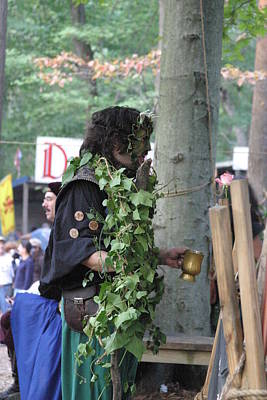 Old Photograph - Maryland Renaissance Festival - People - 1212115 by DC Photographer
