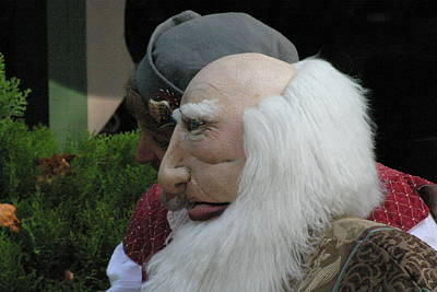 Old Photograph - Maryland Renaissance Festival - People - 121268 by DC Photographer