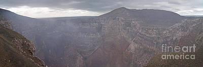Photograph - Masaya Active Crater Nicaragua 1 by Rudi Prott