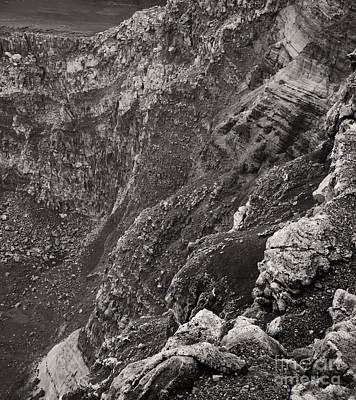 Photograph - Masaya Active Crater Nicaragua 4 by Rudi Prott