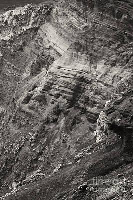 Photograph - Masaya Active Crater Nicaragua 6 by Rudi Prott