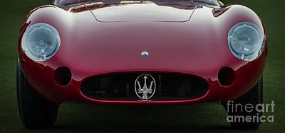 Photograph - Maserati  by Dennis Hedberg