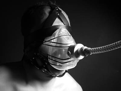Predicament Photograph - Masked by Mojo THF