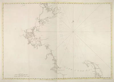 Massachusetts Bay Art Print by British Library
