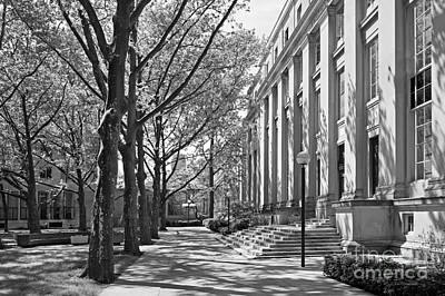 Massachusetts Institute Of Technology Eastman Labs Art Print by University Icons