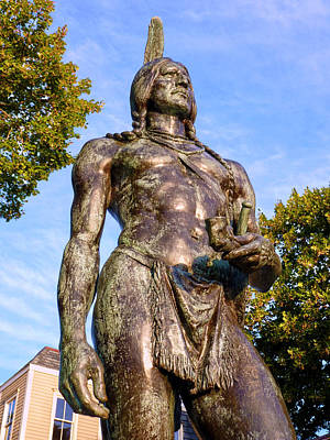 Photograph - Massasoit by Janice Drew