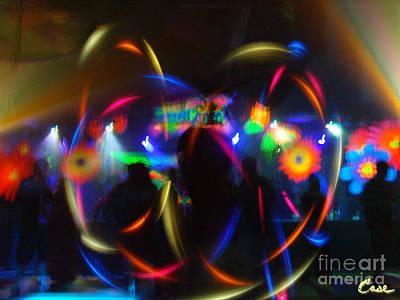 Photograph - Massive Pulsaiting  Bass Brain by Feile Case
