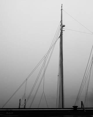 Photograph - Mast And Rigging by Bob Orsillo