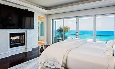 Photograph - Master Bedroom by Jody Lane