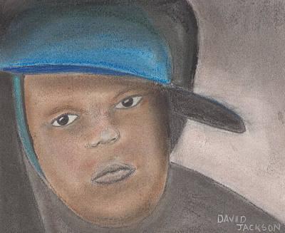 Pastel - Master Guy by David Jackson