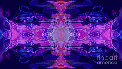 Painting - Mastering Universal Ideals Abstract Healing Artwork By Omaste Witkowski by Omaste Witkowski