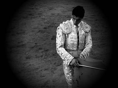 Photograph - Matador by Jacqueline M Lewis