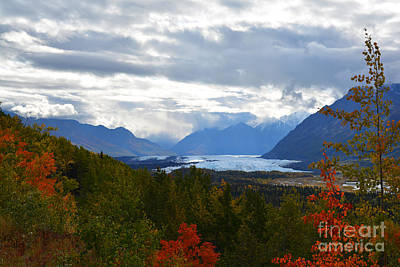 Photograph - Matanuska Glacier by Kate Avery