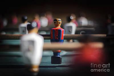 Photograph - Match by Eugenio Moya