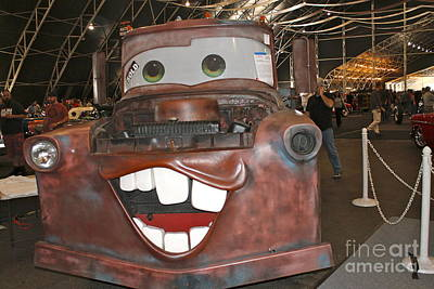 Barrett Jackson Wall Art - Photograph - Mater by Pamela Walrath
