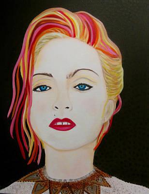 Madonna  Original by Karen Serfinski