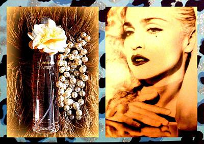 Material Girl Art Print by The Creative Minds Art and Photography