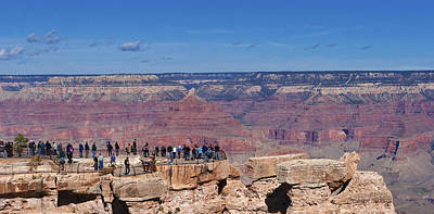 Photograph - Mather Point 2 by Lou Ford