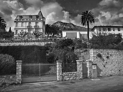 Photograph - Matisse Chapel Vence by Richard Wiggins
