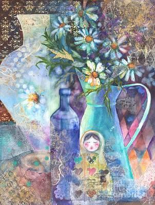 Matrioshka Art Print by Kate Bedell