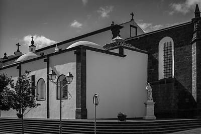 Photograph - Matriz Church by Eduardo Tavares