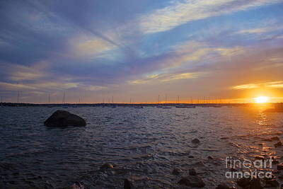 Photograph - Mattapoisett Sunset by Amazing Jules