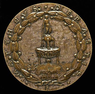 Matteo De Pasti, Italian C. 1420-1467-1468 Art Print