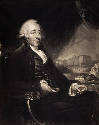 Painter Photograph - Matthew Boulton by Gregory Tobias/chemical Heritage Foundation