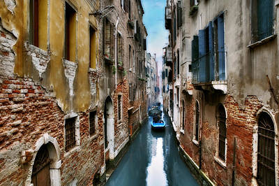 Photograph - Mattinata. Venezia by Juan Carlos Ferro Duque