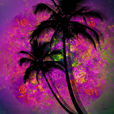 Kawai Painting - Maui 3 by David Cowan