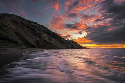 Photograph - Maui Black Sand by Hawaii  Fine Art Photography