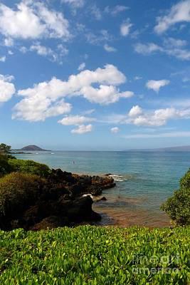 Photograph - Maui Coastline View by Patricia Strand
