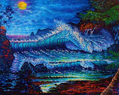 Painting - Maui Dreams by Joseph   Ruff