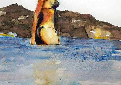 Niue Art Print by Ed  Heaton