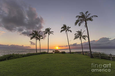 Maui Hawai'i Art Print