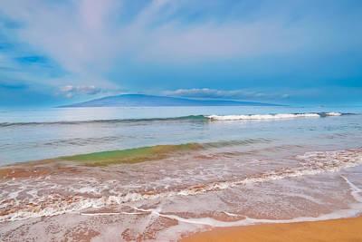 Photograph - Maui Island In Hawaii Beach Sand Ocean by Marek Poplawski