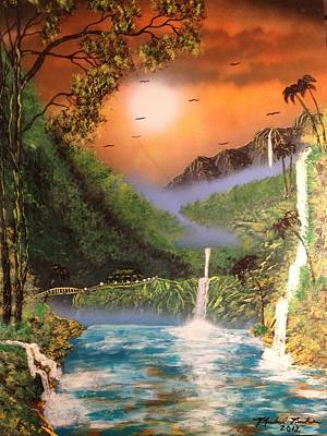 Painting - Maui by Michael Rucker