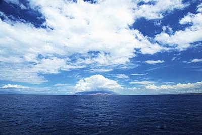 Maui Sea And Sky Art Print