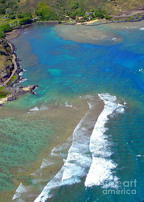 Photograph - Maui Shore 7 by Rachel Munoz Striggow
