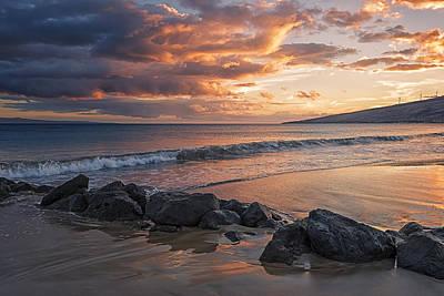Maui Sunbathe Art Print by Hawaii  Fine Art Photography