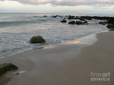 Photograph - Maui Sunrise by Deborah Smolinske