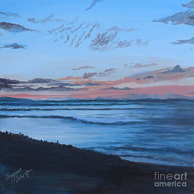 Painting - Maui Sunset by Suzanne Schaefer